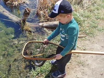 COLUMN: Kids plus fall equals fishing