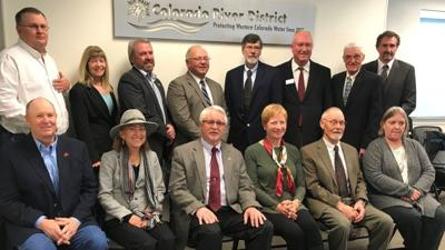 Colorado River District board whitmore