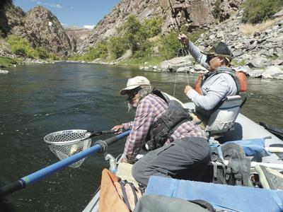 Before floating the Gunnison River