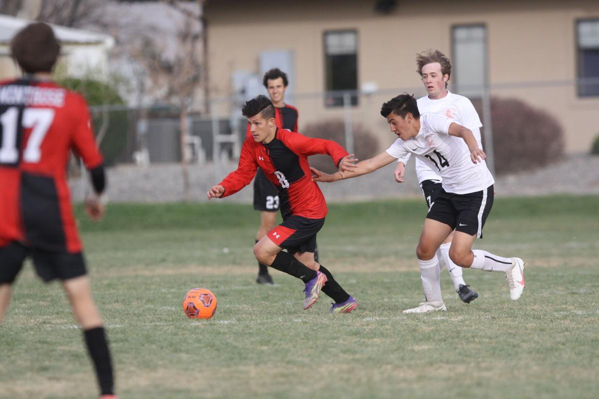 Athlete of the Week: Aiden Harrell, MHS boys soccer