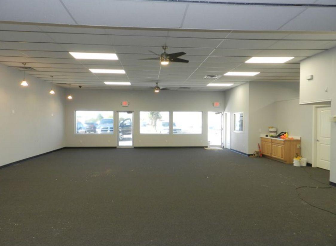Interior GOAL Academy location