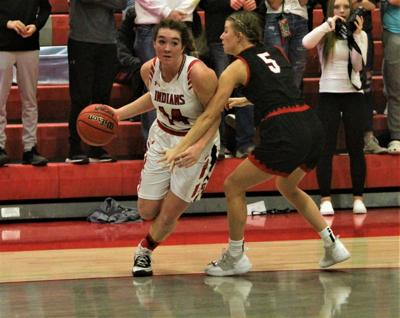 Lady Indians' third quarter rally carries team to victory