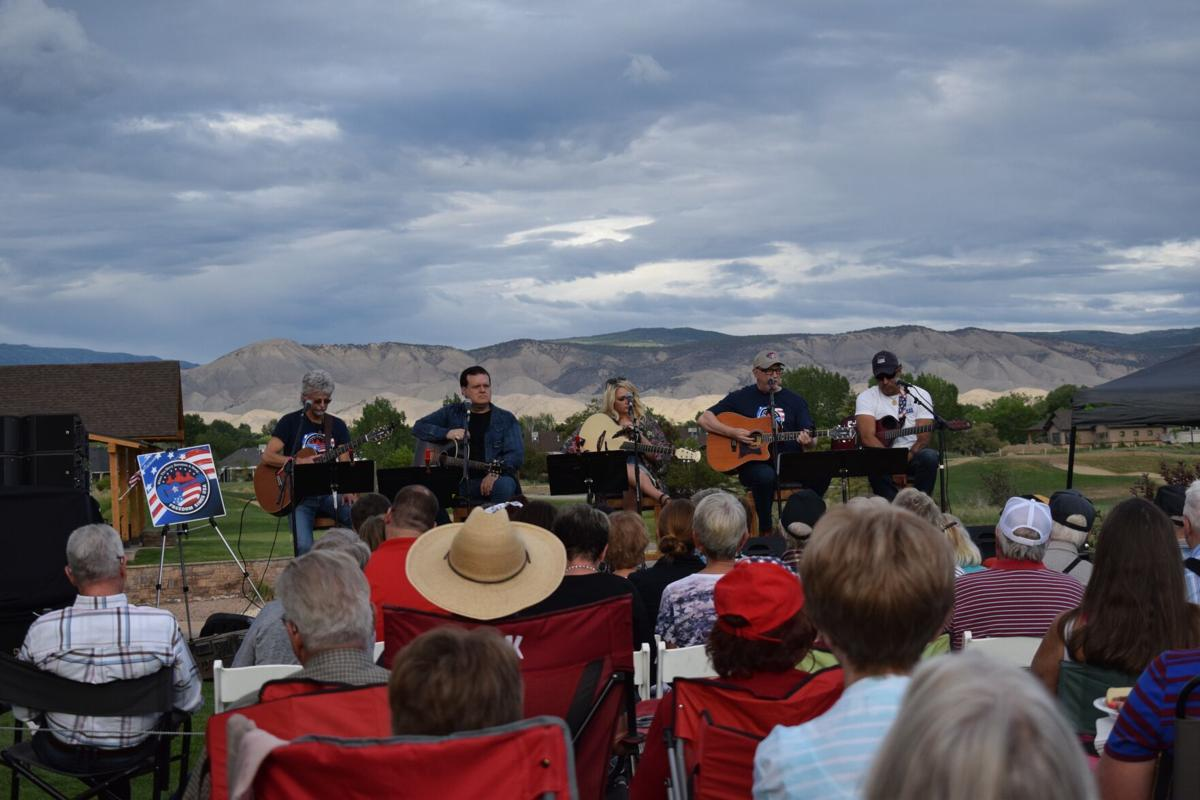 Concert at the bridges 2nd Annual Community Concert
