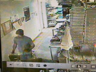 Tips sought in Camp Robber burglary