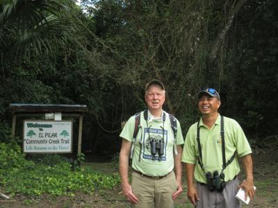 A trip birding in Belize