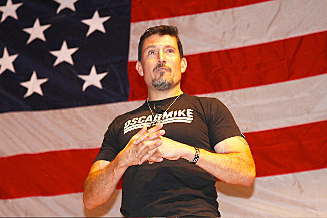 Packed house for 'Tanto' – Benghazi survivor on hand for ...