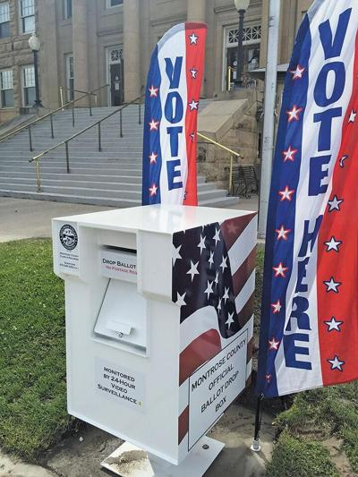 Comparative vote re-tabulation underway for 2020 election in Montrose County; review is not an official recount