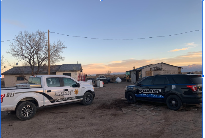 Statewide alert issued for man after remains of 3 found in Conejos County