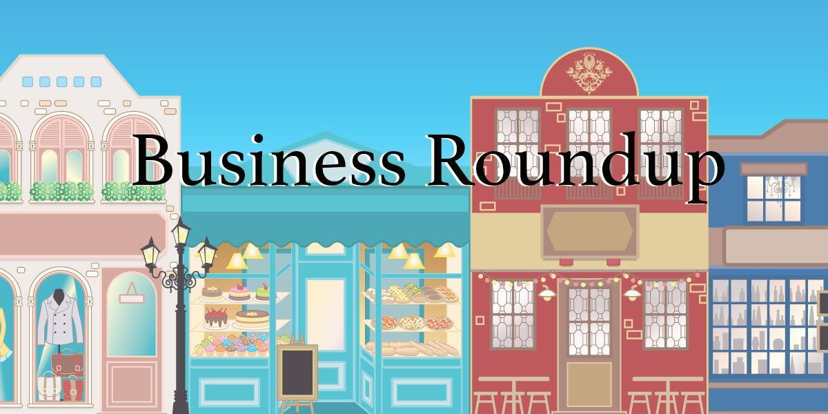 Business Roundup art