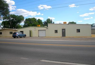 The Powderhorn Industries building
