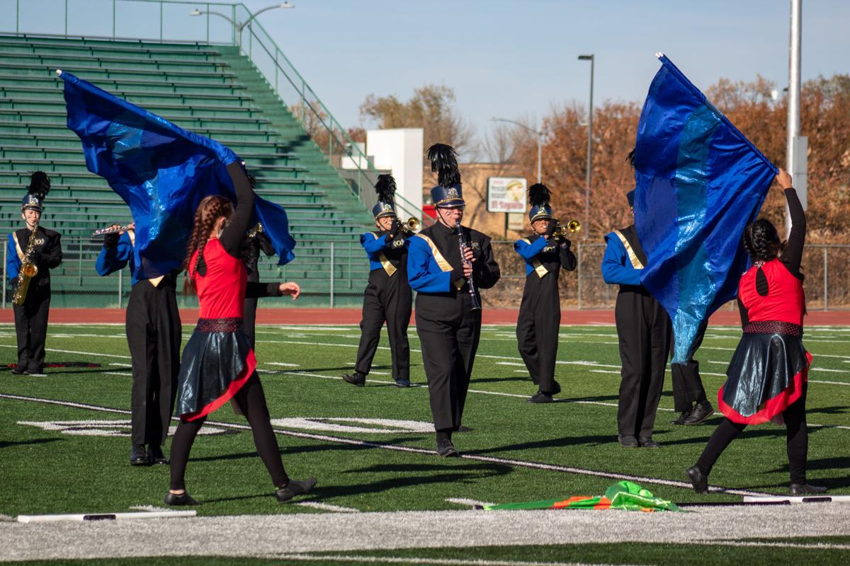 Marching Band State 1
