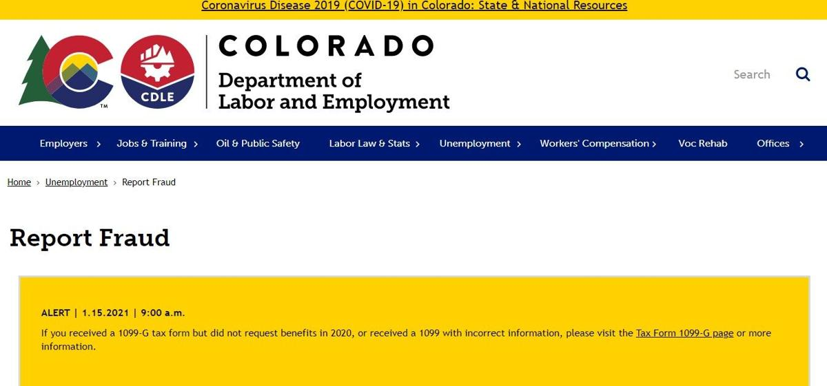 Scammers continue to take advantage of unemployment benefits as states - including Colorado - crack down on fraud