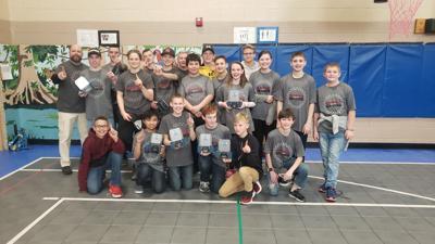 CtMS robotics team heading to state