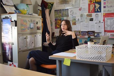 Meet Montrose Educators: Dinah Irwin