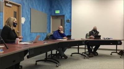 Stephenson board meeting