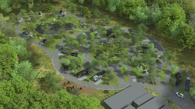 Permit a go for RV park at Riverside Gardens