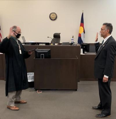 Ryan sworn in as district attorney