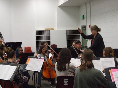 Valley Youth Orchestra prepares for upcoming performances