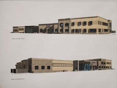 Montrose City Council formally authorizes millions for police building expansion and update