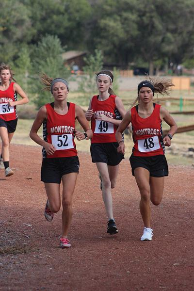 MHS cross country runners showing poise this season; OHS boys place in Ridgway