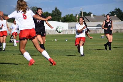 Montrose girls soccer Makayla Millsap