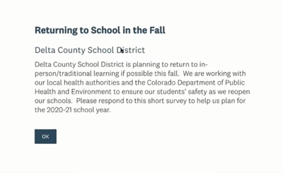 Preparing for school: DCSD releases three plans for fall instruction
