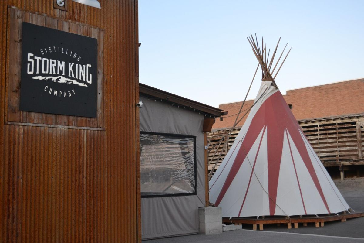 Tipis provide Montrose businesses with avenue to weather COVID-19 restrictions