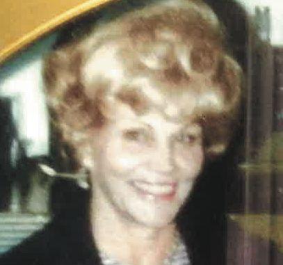 Doris Louise Sorden Manganello Svaldi