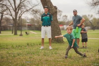 Austin Hendricks, 7, competes at the 2018 Waco Junior Championship