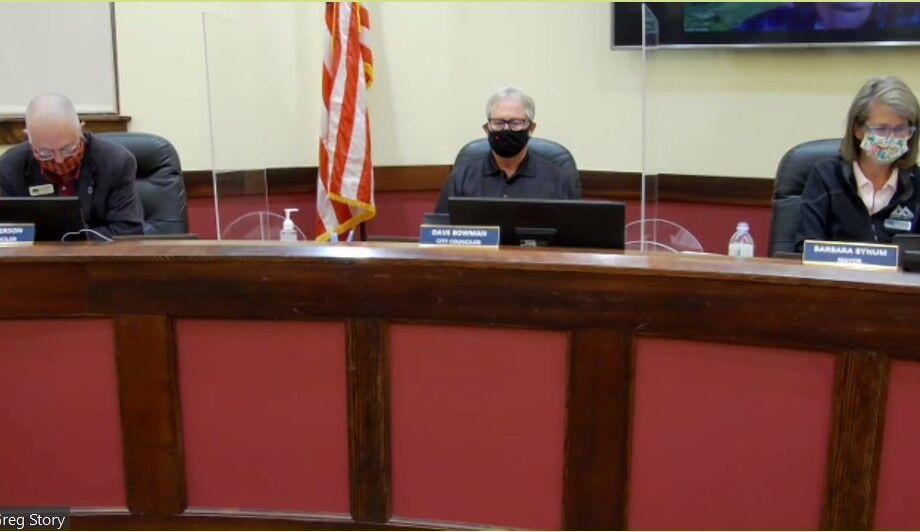 Montrose City Council Sept. 15, 2020