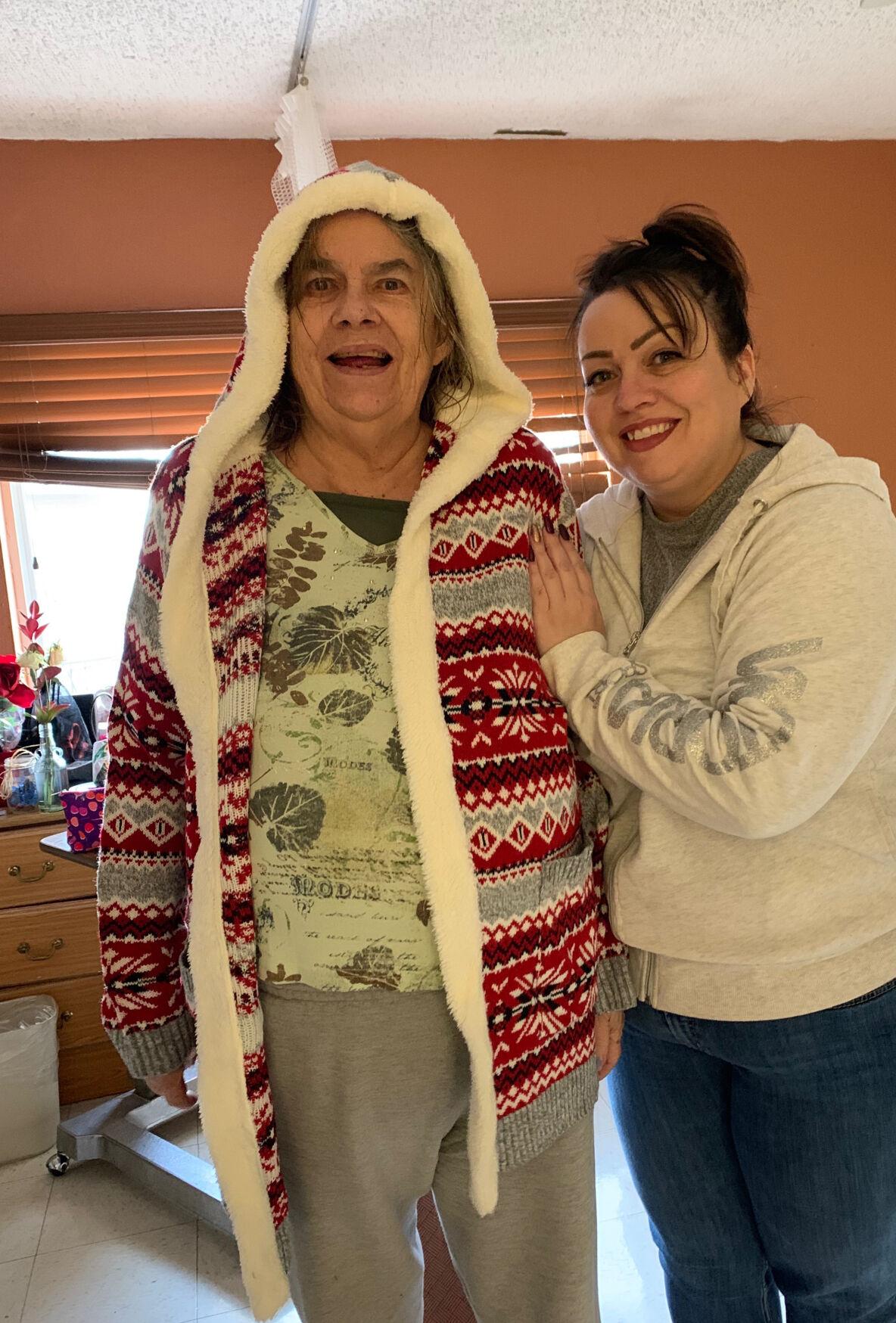 Lois Bercillio and Catrina Perez
