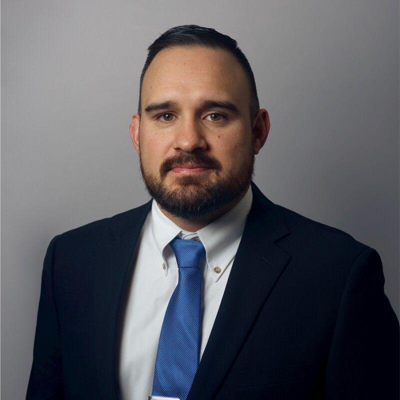 DMEA board president Kyle Martinez