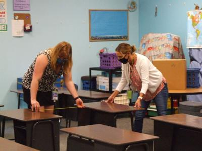 Five students test positive for COVID-19 as 136 staff, students quarantine across three MCSD campuses