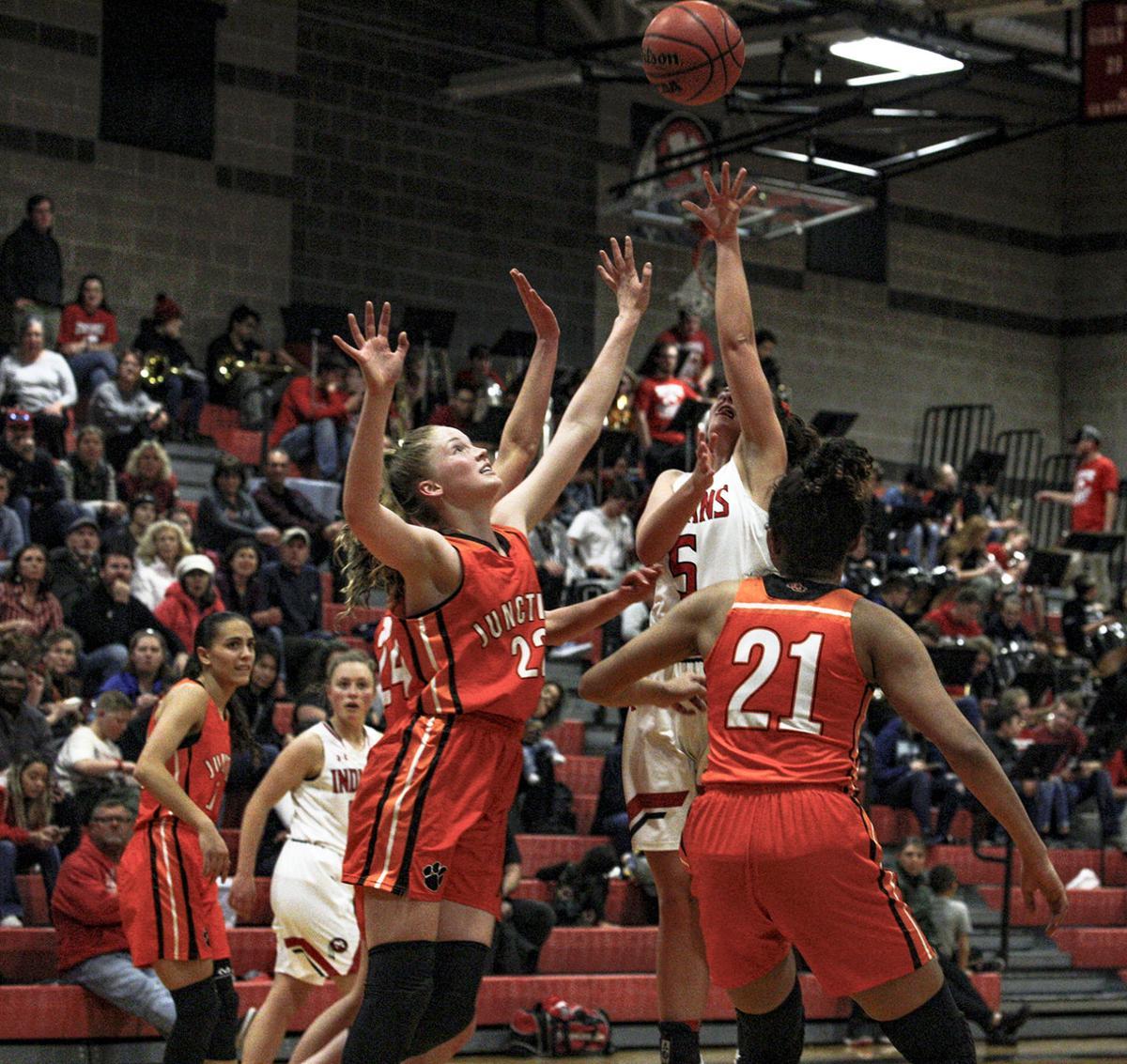 MHS girls basketball