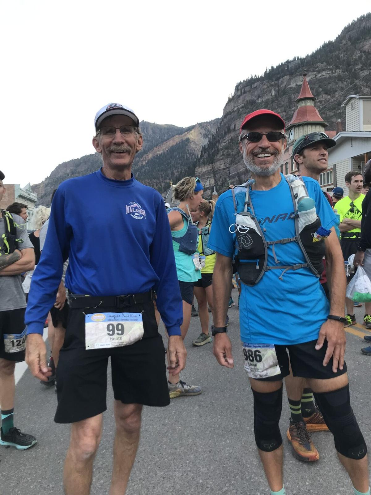 OUTDOORS: A race up Imogene Pass on foot