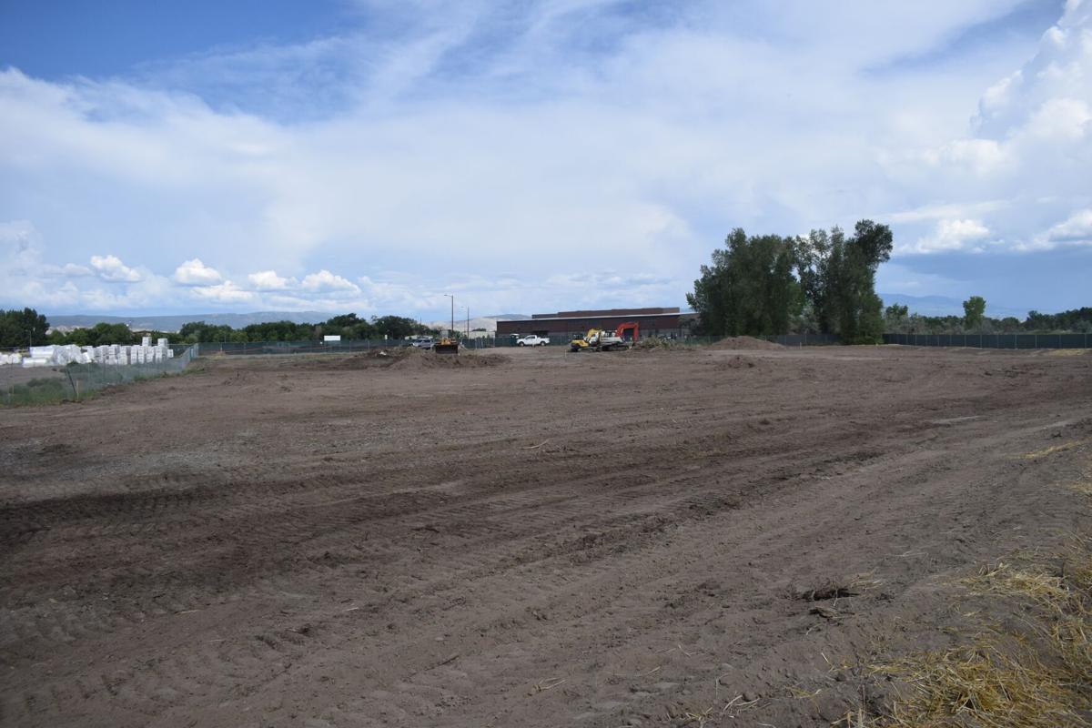Colorado Yurt Company site location for new headquarters