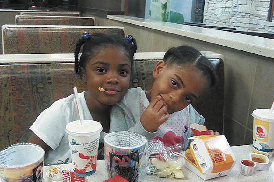 MAkayla and Hannah
