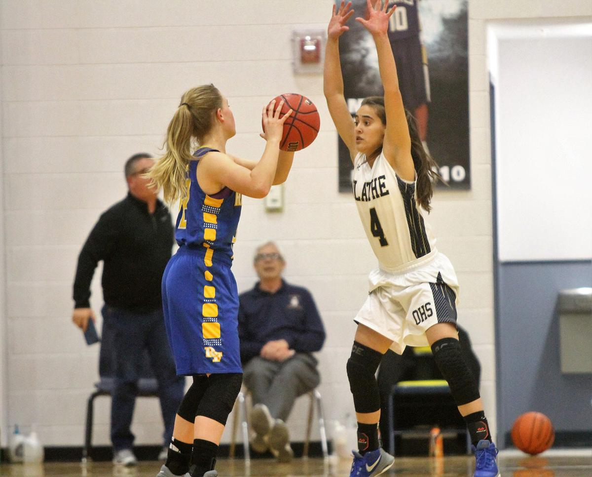 Early missed shots hurt OHS girls | Local Sports News ...