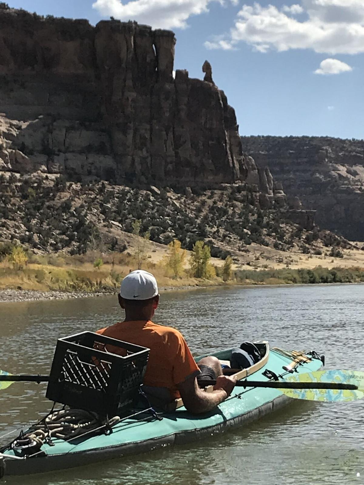 OUTDOORS: Find fast, slow or flat water
