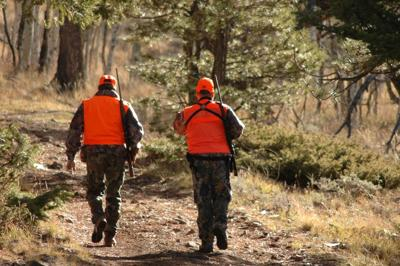 In time of COVID, hunters urged to take care