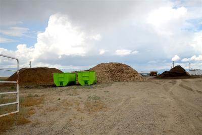 compost biosolids