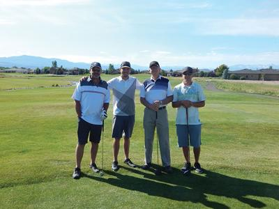 The HopeWest annual golf tournament helps raise money for hospice programs