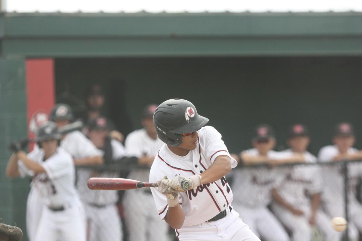 Montrose baseball David Dominguez v Grand Junction