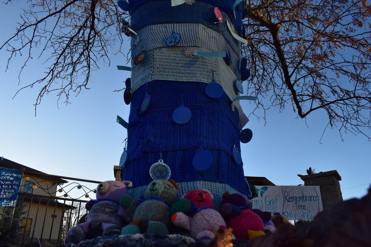 HopeWest Montrose helps children, teens grieve with Remembrance Tree