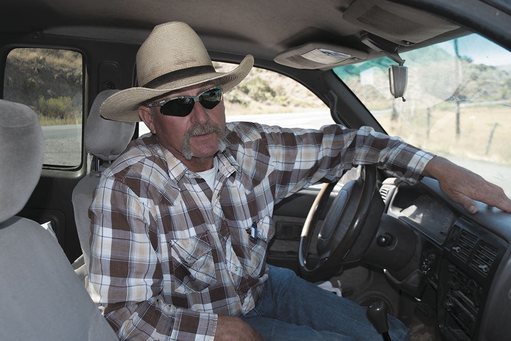 Gary Gleason is a fourth generation cattle producer