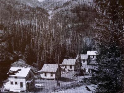Idarado Houses