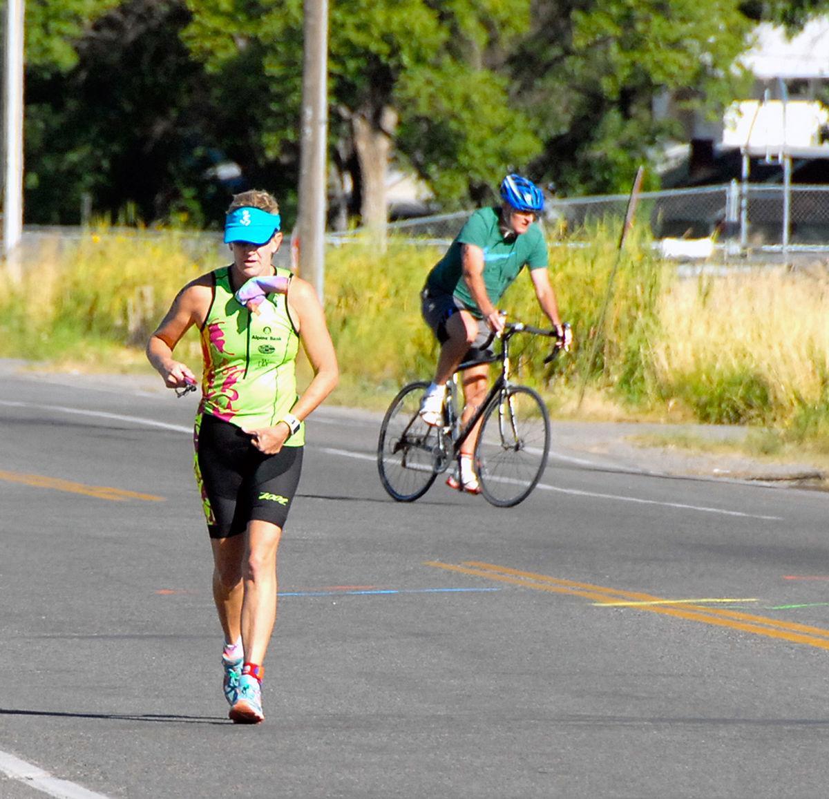 Black Canyon Sprint Triathlon 118