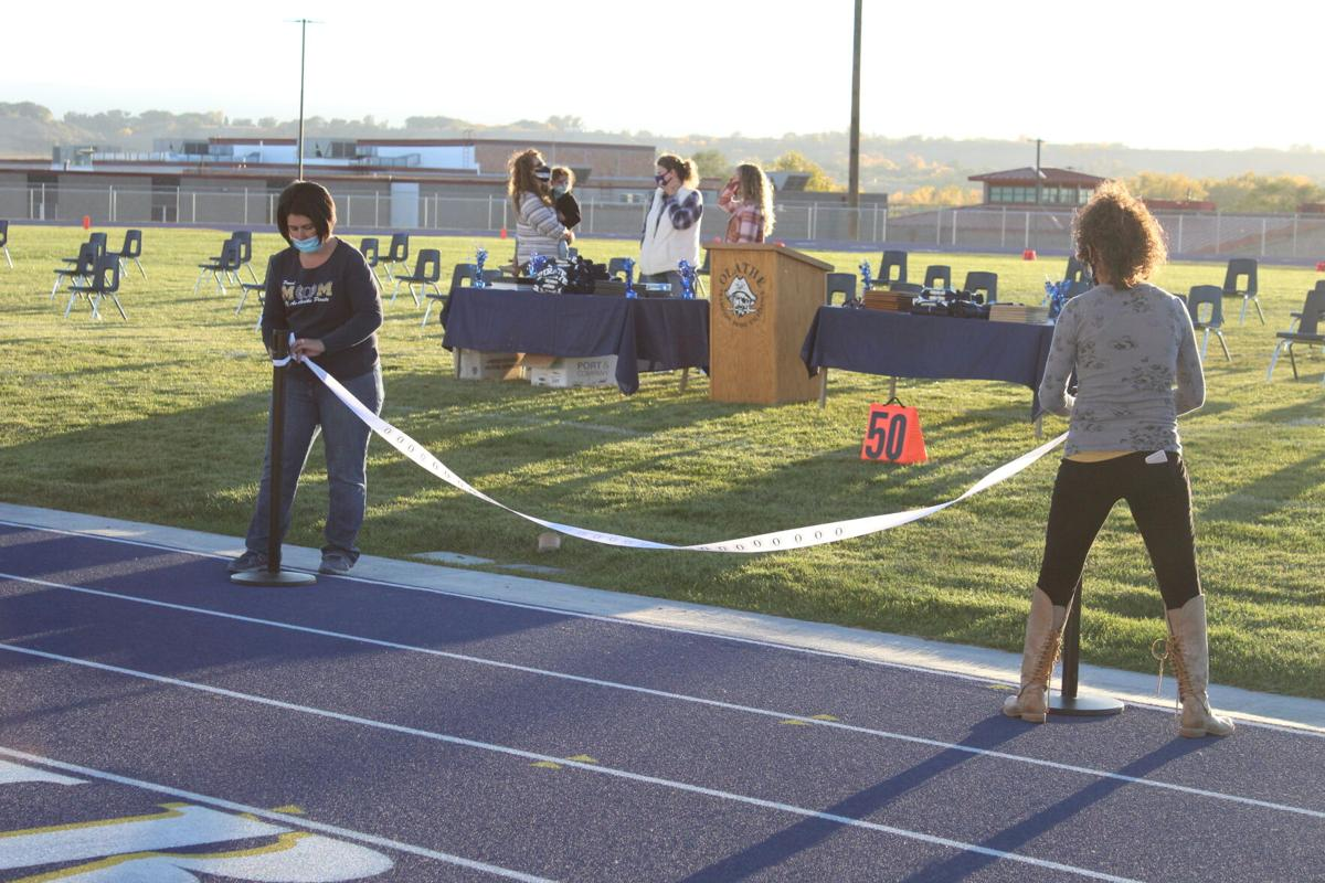 PHOTOS: OMHS Wilson Field ribbon cutting ceremony