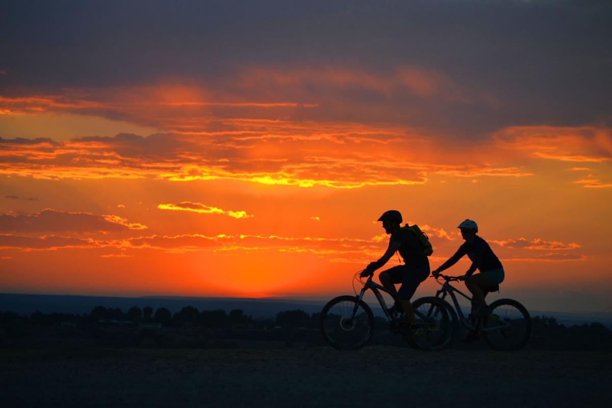 Sunset Mesa Bikers