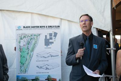 Black Canyon Boys & Girls Club is planning to raise funds for a new facility